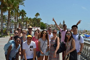 Weekend Trip to Sitges